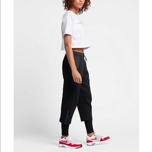 NIKE Tech Pack Cropped Pants Retail: $110 (NWT)